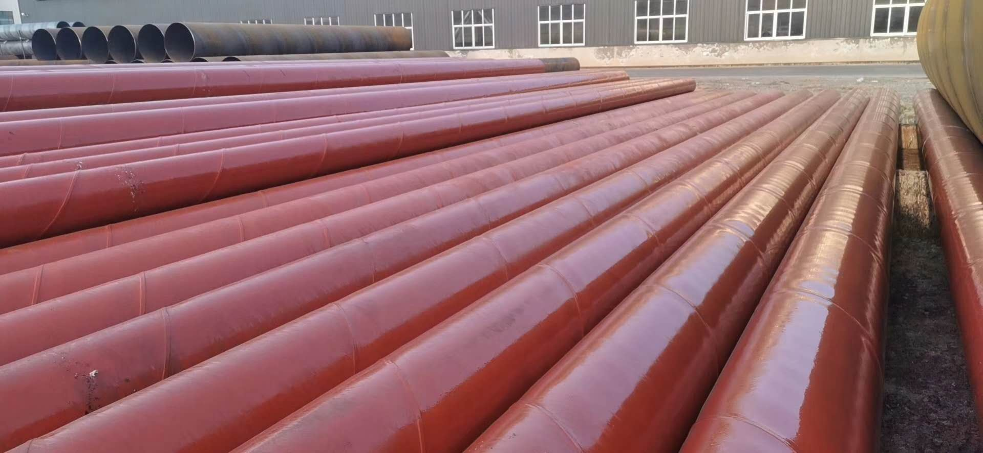 岳阳华容螺旋钢管一吨多少钱--龙头企业