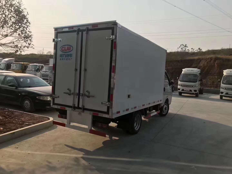 洛阳市国六果蔬保鲜运输冷藏车优惠特卖