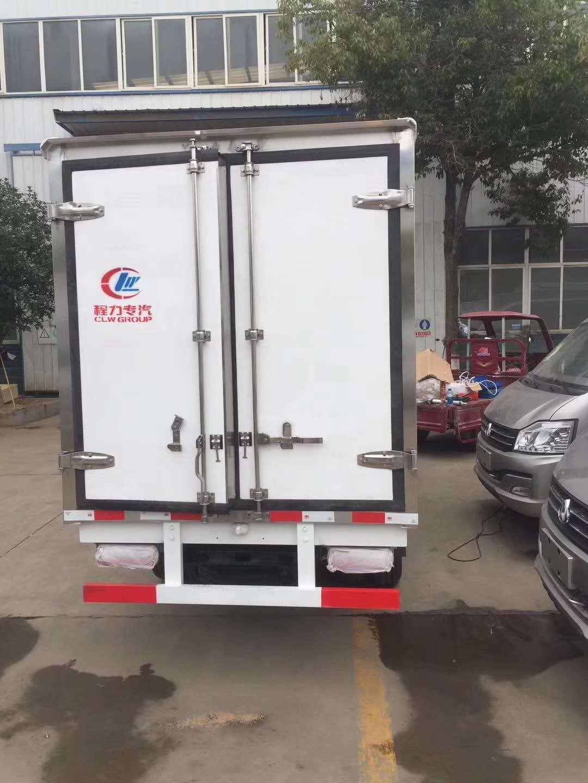 洛阳市国六鲜肉冻肉运输冷藏车推荐