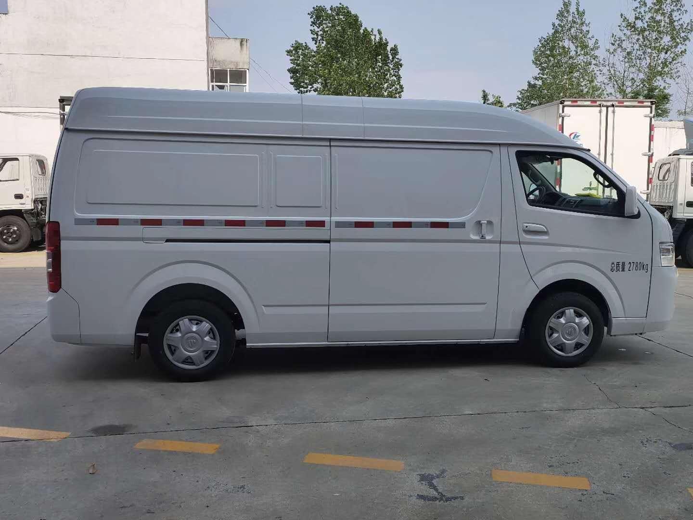 中山市雪糕冰激凌运输面包和箱式冷藏车生产厂家