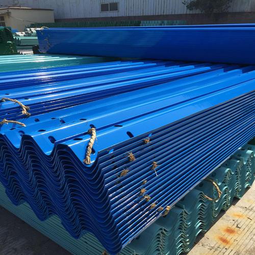 深圳宝安波形护栏板每公里价格