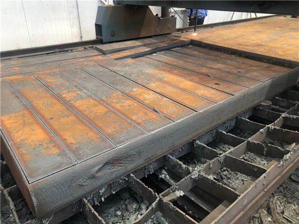 肥城市Q345R钢板零切厂解决方案