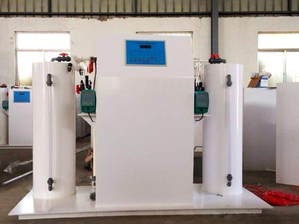 滁州南谯二氧化氯发生器工艺流程
