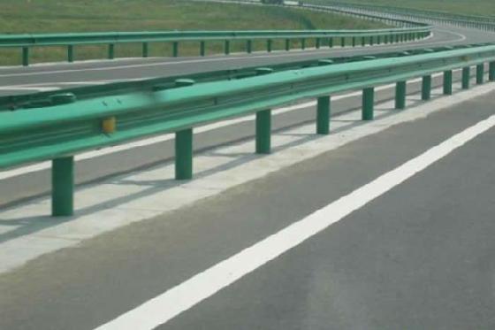 安庆市迎江区波形护栏板 /公路护栏板,镀锌,喷塑