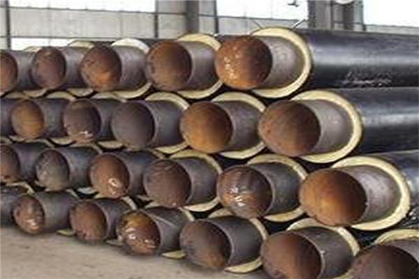 七台河新兴预制直埋热水管价格