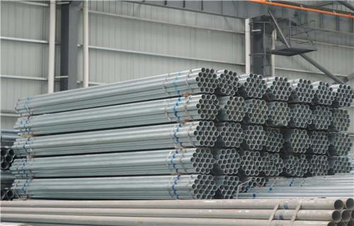 浙江舟山Q355B镀锌钢管4寸100钢厂调价每日报价