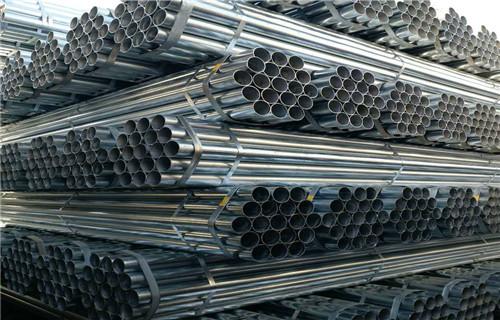 石嘴山Q235B镀锌钢管2寸50镀锌管厂家型号齐全