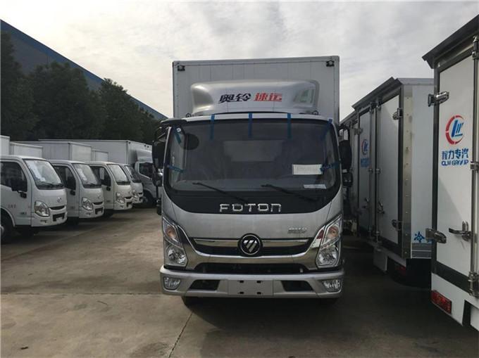 山东省莱芜市水果保鲜冷藏车全国联保可分期