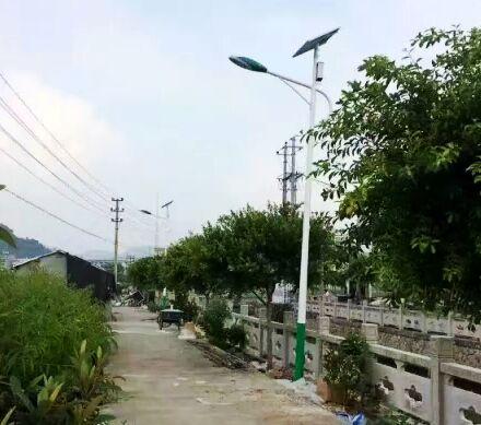安国太阳能路灯厂家工厂制造