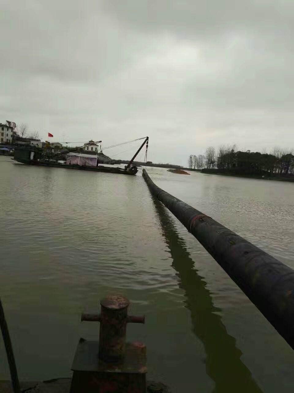 吴川市沉管施工工程--河中沉管