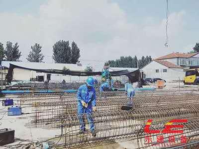河源连平钢筋笼绕丝机20年源头生产者