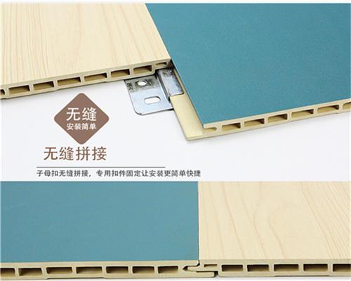 鞍山市海城市竹木纤维集成墙板源头生产厂家