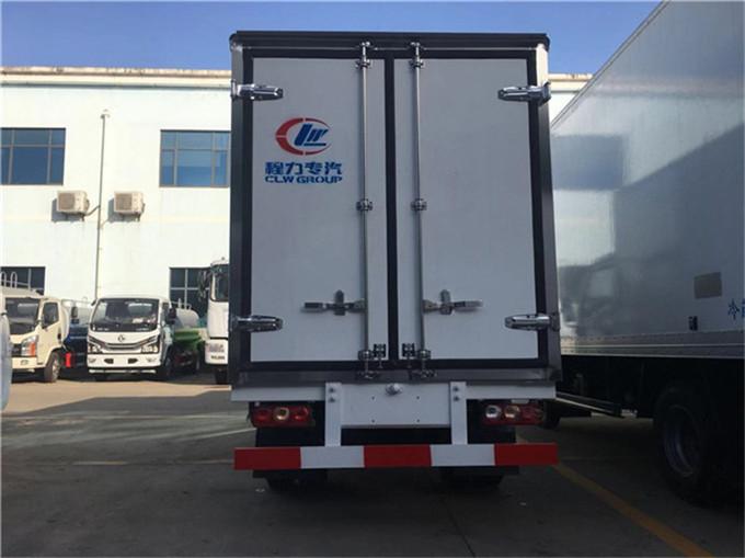 六安市6.8米冷藏车现货供应