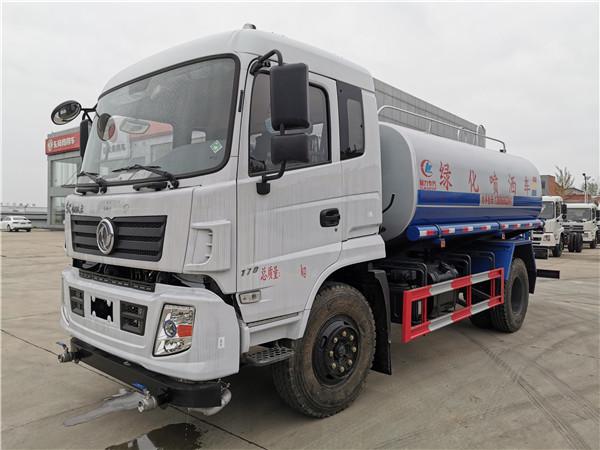 大竹县15吨洒水车包上牌
