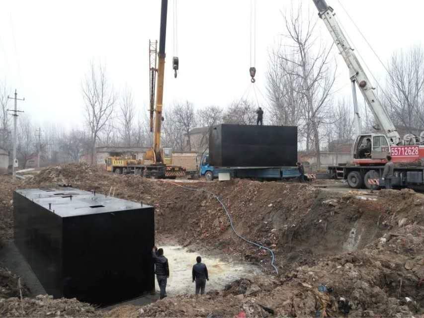 开封市生活污水处理设备多少钱
