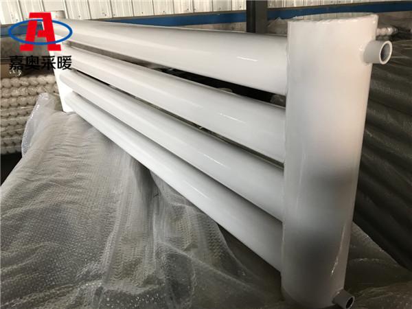 长岭光排管暖气片D89-3500-3集中供暖暖气片