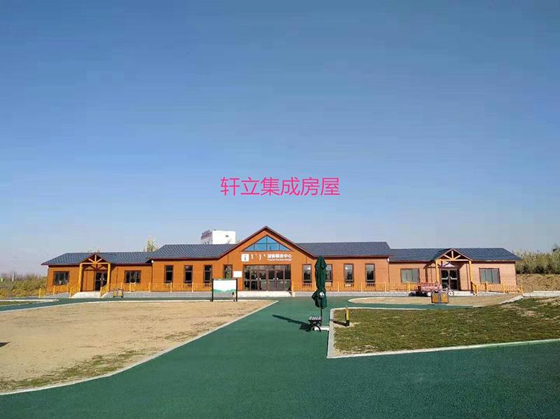 河北邢台市桥西区景观驿站生产厂家