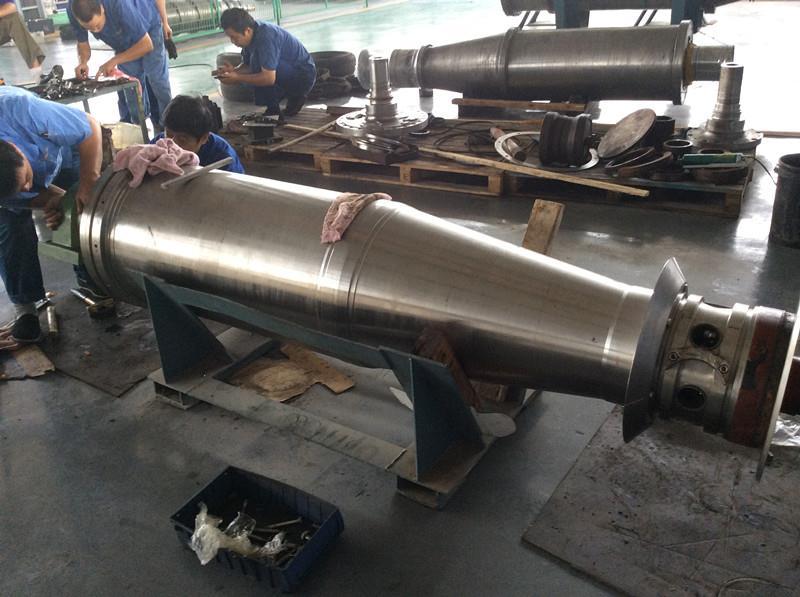 湛江市东邦LW650Z4E污水厂德国卧螺离心机维修服务