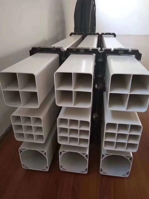 福州市福清市PVC 9孔格栅管厂家直销栅格管