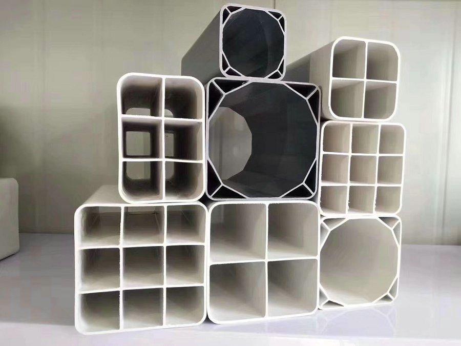 任县PVC 4孔栅格管生产厂家