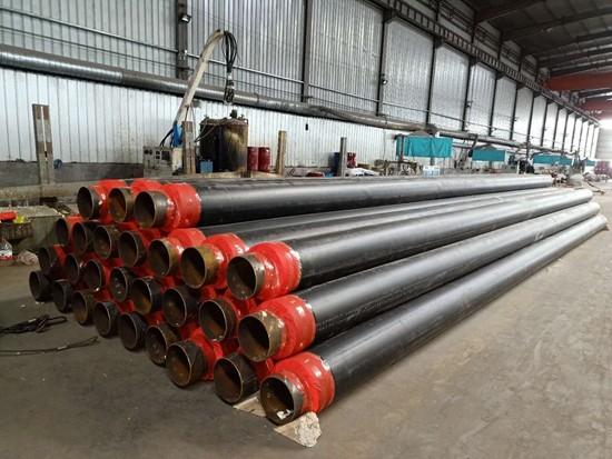 衢州江山地埋式复合保温钢管哪里有