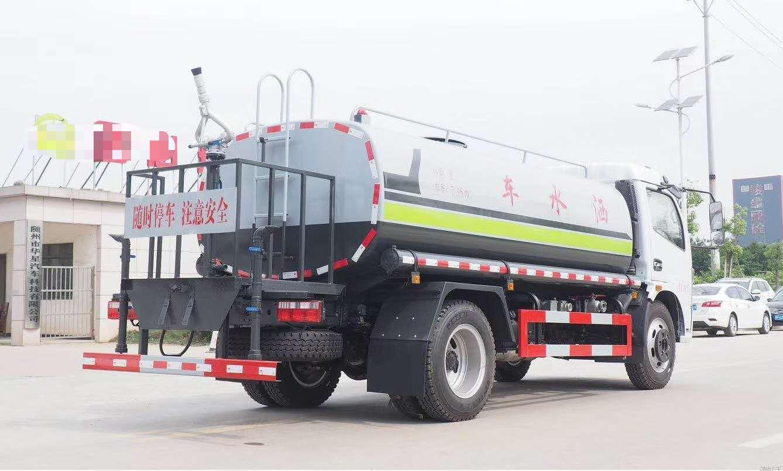 西宁市道路绿化12方抑尘车配置
