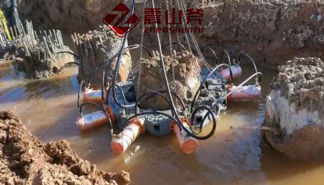 阿坝九寨沟破桩头机组-截桩头机械-工程新破桩机厂家