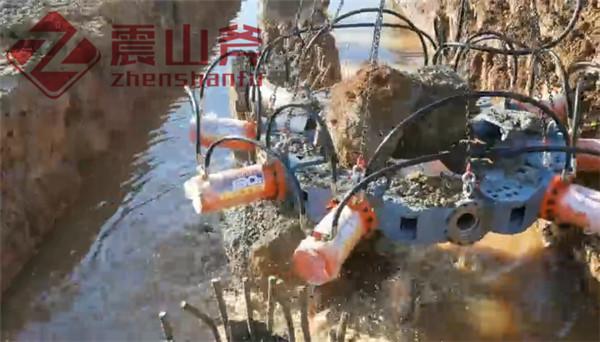 冕宁混凝土破桩机器厂家施工方案