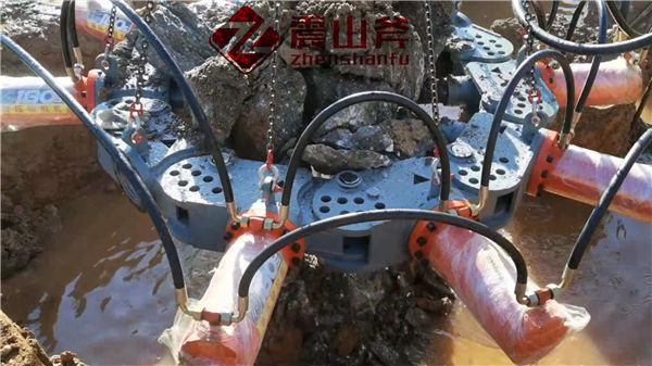 震山斧液压破桩设备-专业破桩机贸易商