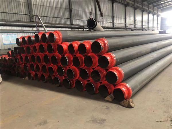 国标保温螺旋钢管-发泡保温钢管多少钱一米