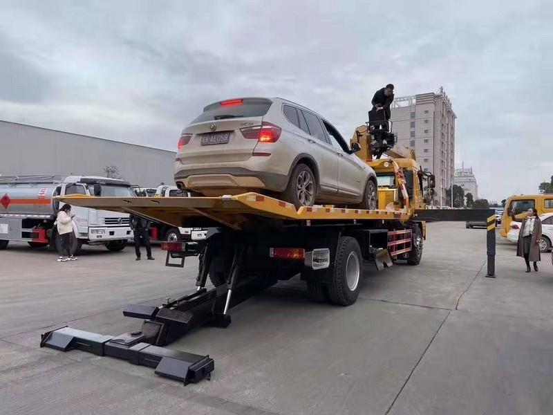 湖北小型清障车配置