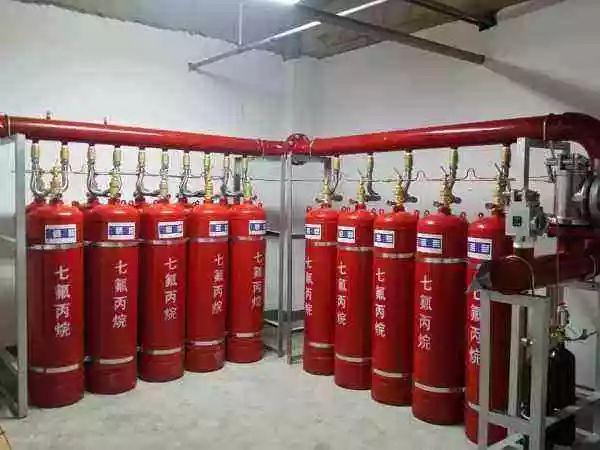 昭通气体喷淋灭火系统推荐资讯气体喷淋灭火系统